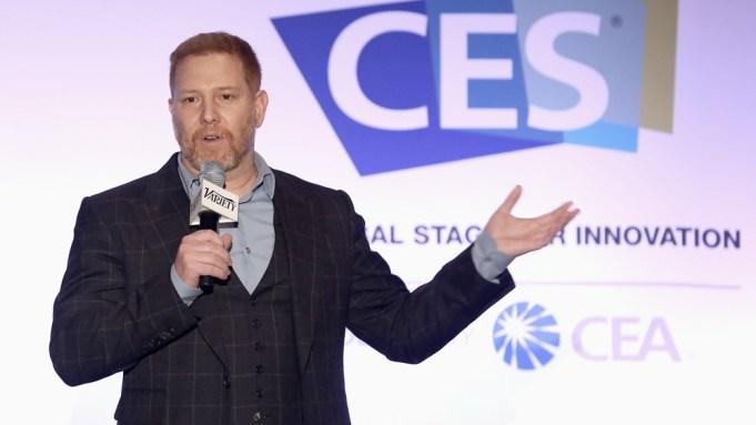 CES: Ryan Kavanaugh Gives Keynote Variety's