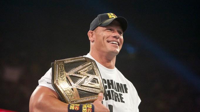 WWE's John Cena