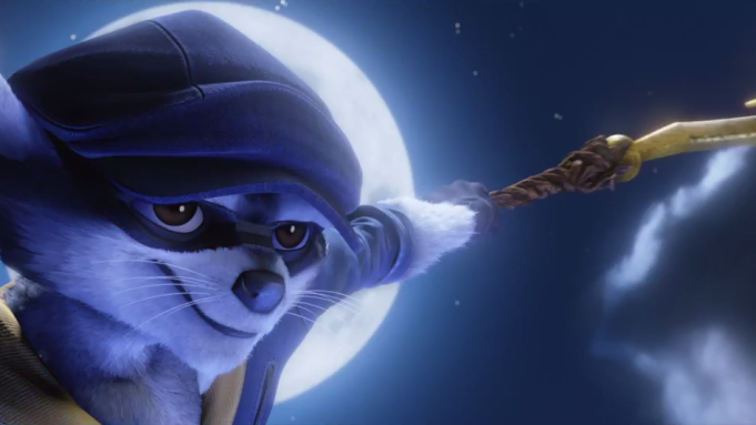 Sly Cooper to get an animated