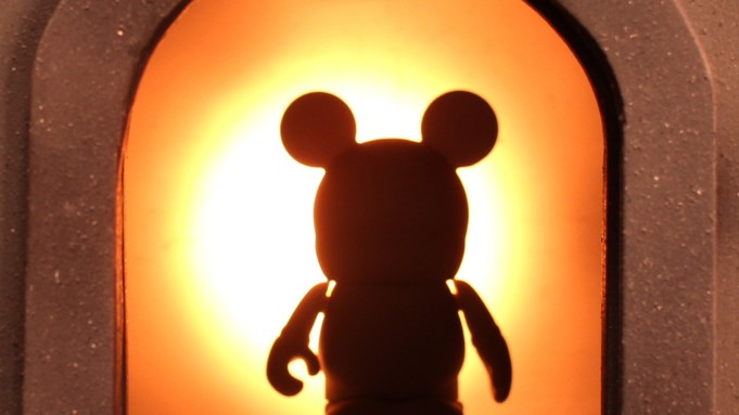 "Disney has released ""Blank: A Vinylmation"