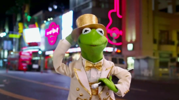 Muppets Movie Trailer