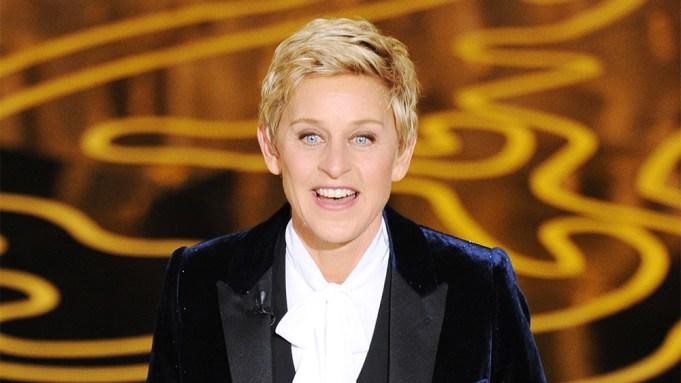 Ellen Degeneres Oscar Monologue