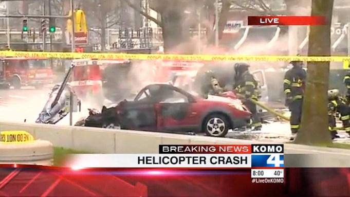 Komo4 helicopter crash
