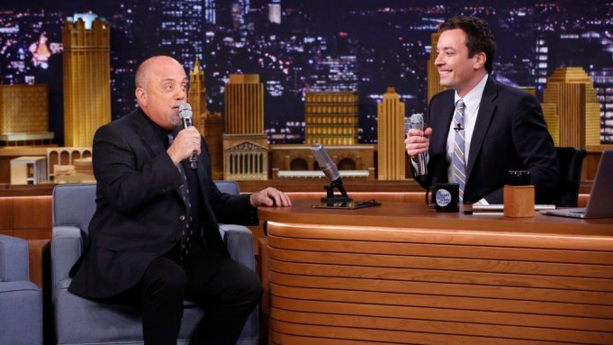 jimmy fallon billy joel doo wop