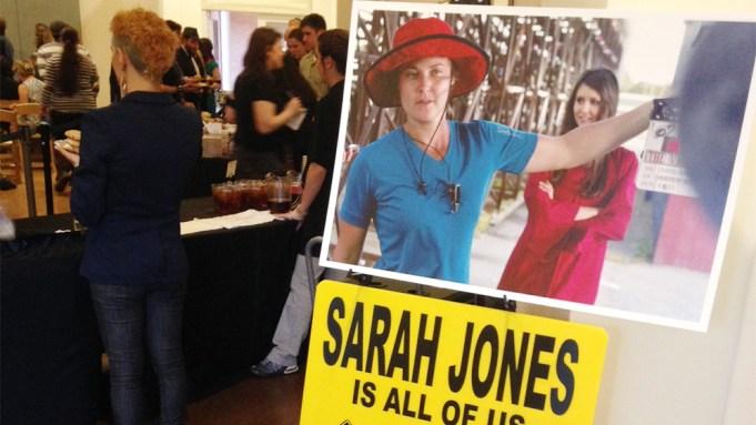Sarah Jones Midnight Rider