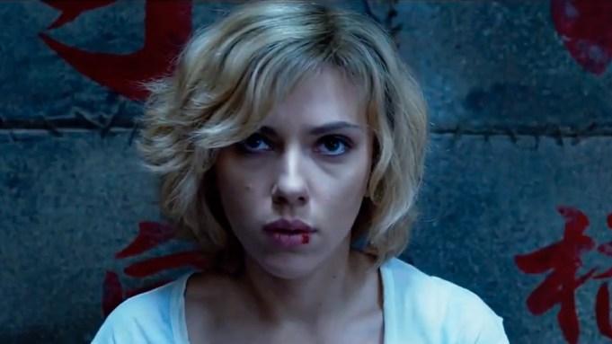 Scarlette Johanssen Lucy Trailer