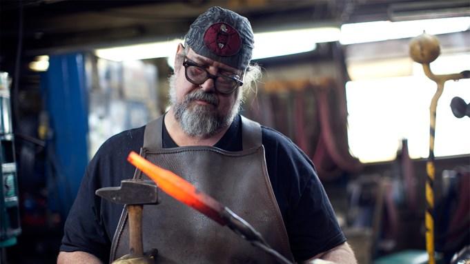 Tony Swatton Hollywood Blacksmith