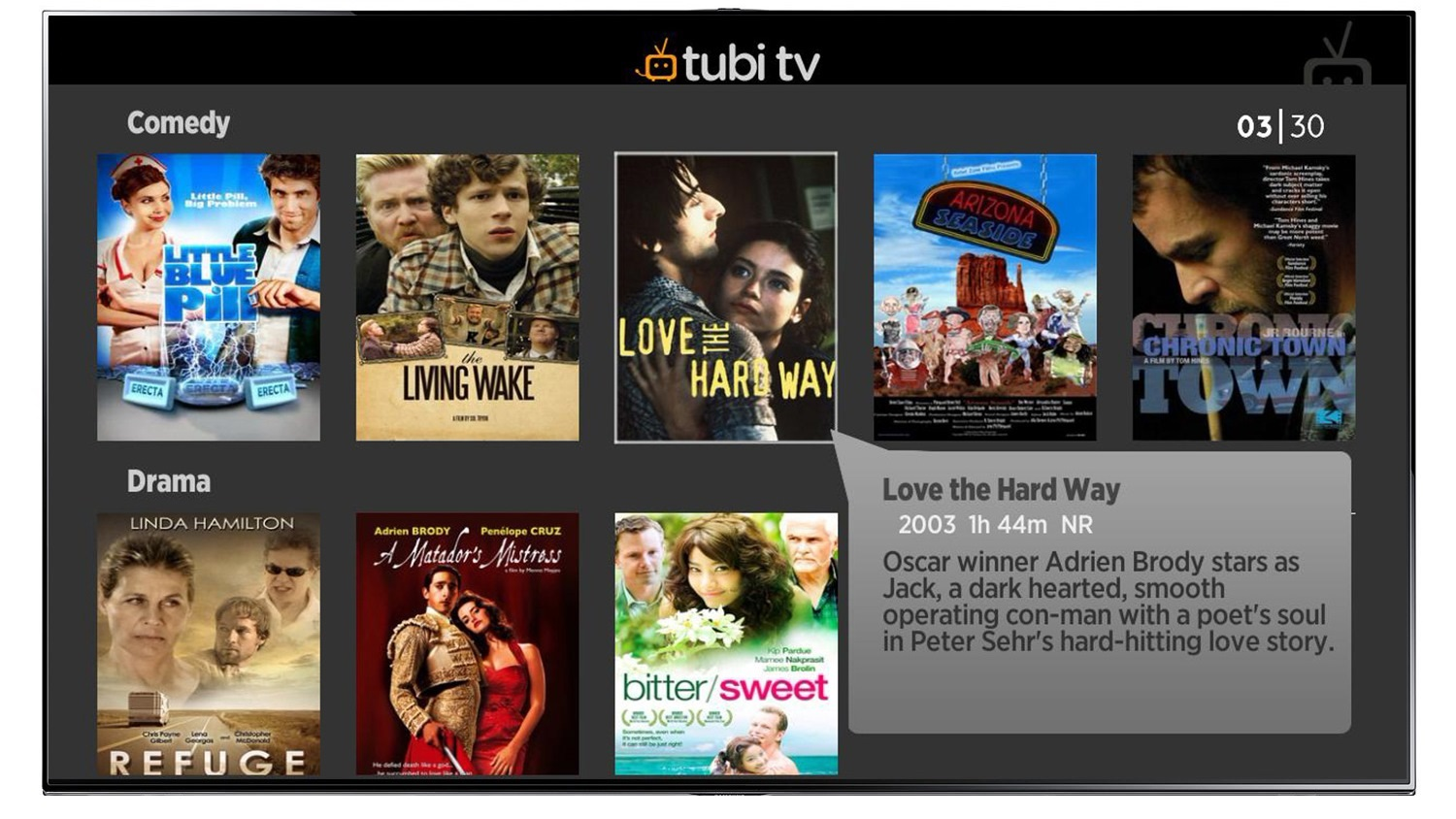Tubi TV Free Internet Video Service Launches with 20,000 Shows and Movies (Most of Which You've Never Heard Of) - Variety
