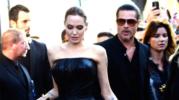 Brad Pitt Attacked Man 'Maleficent' Premiere