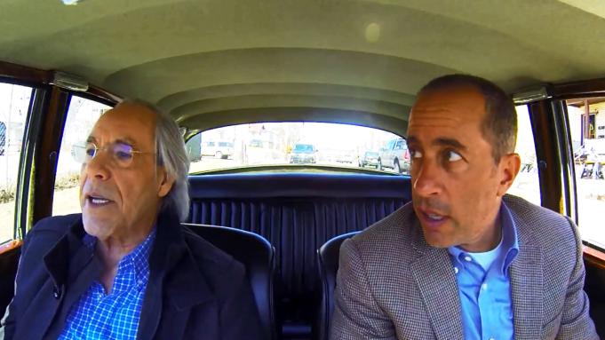 Watch Trailer Jerry Seinfeld 'Comedians Cars