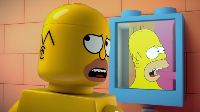 Watch: 'The Simpsons' Lego Episode Trailer