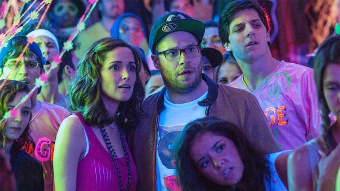 Neighbors Seth Rogen Box Office