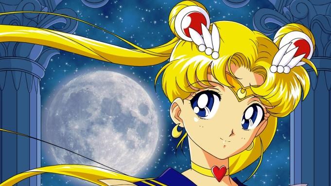 Hulu Stream Anime Classic 'Sailor Moon'