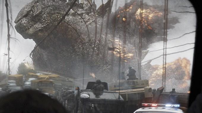 Godzilla Summer Movies VFX