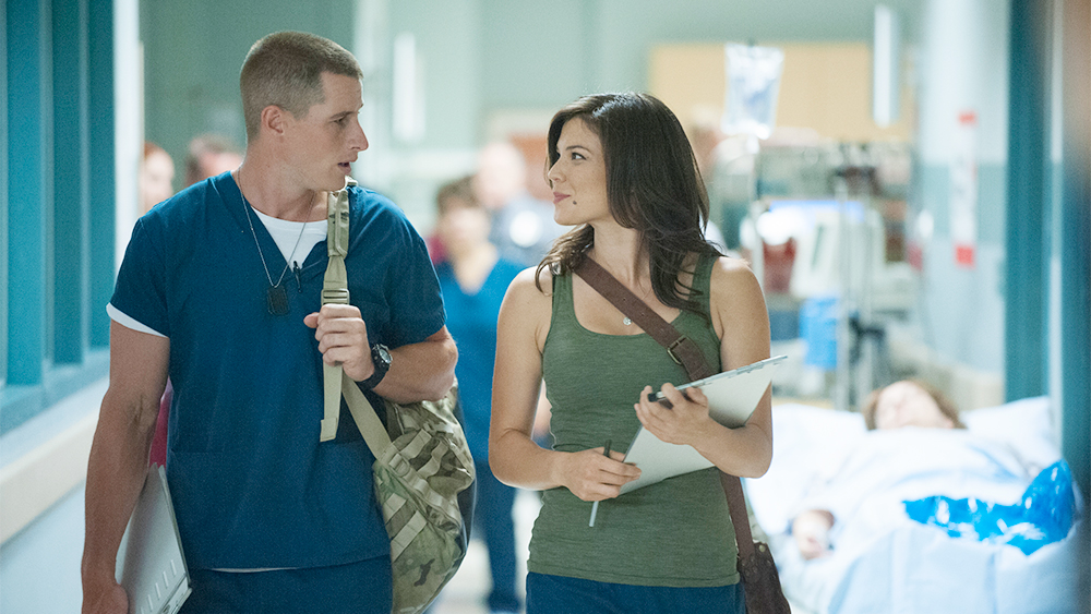 """The Night Shift"""" TV Review on NBC - Variety"""