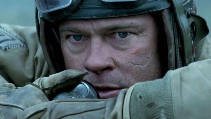 Fury Trailer Brad Pitt