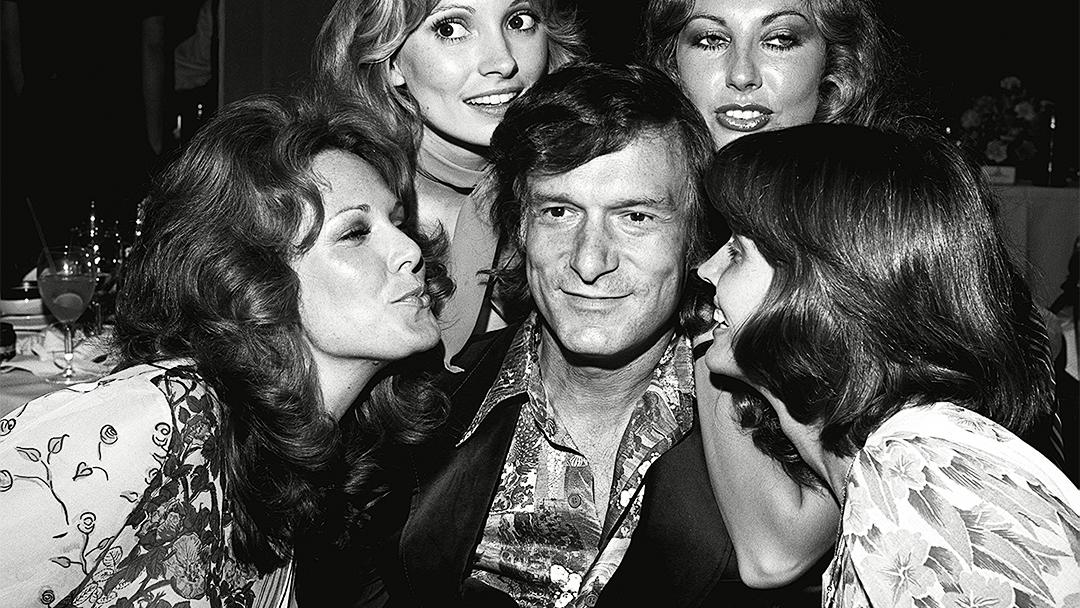Hugh Hefner Dead Playboy Founder Dies At 91 Variety