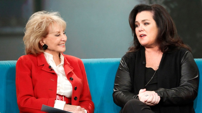 It's Official--Rosie O'Donnell Return 'The View'