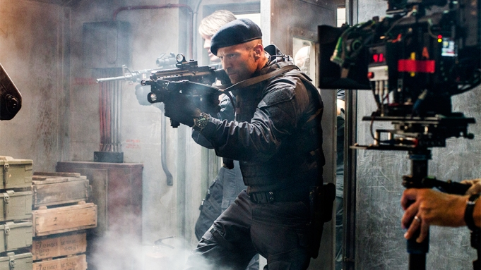 Expendables 3 Online Leak Piracy