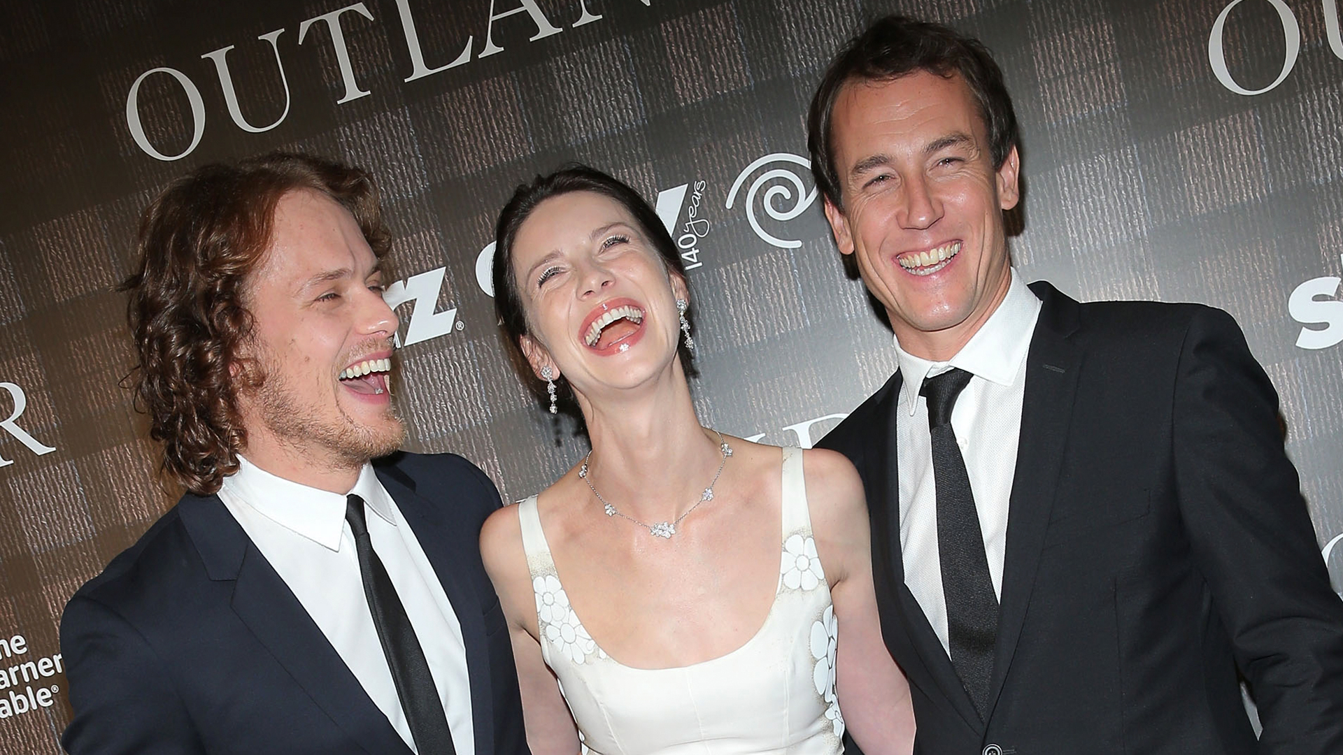 Outlander Cast And Crew Celebrate New York Screening Make The Show For The Fans Variety