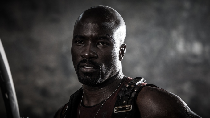 First look at Mike Colter in