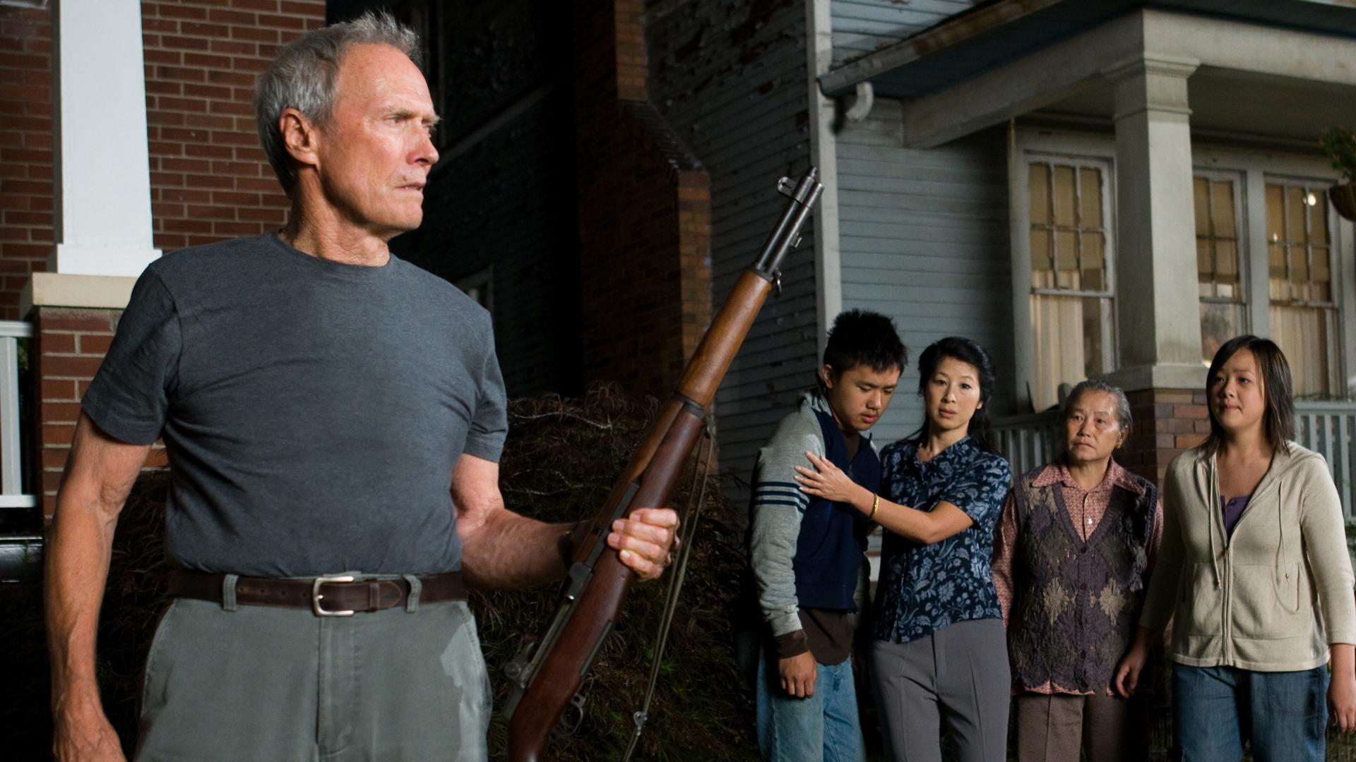 Clint Eastwood in Gran Torino