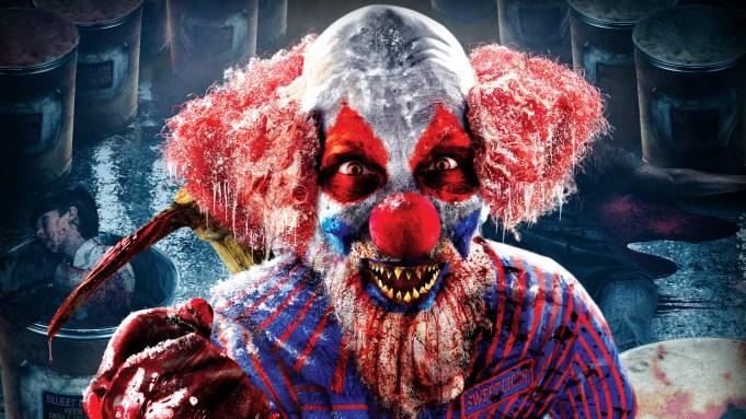 Slash to score Halloween Horror Nights