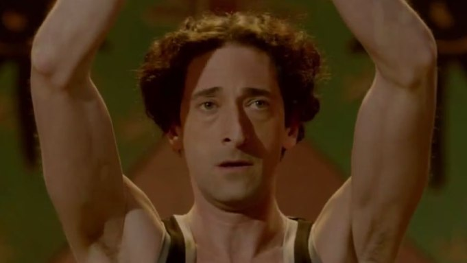 Watch: 'Houdini' Trailer Starring Adrien Brody