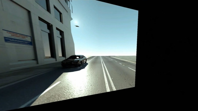 OTOY Holographic Video Demonstration