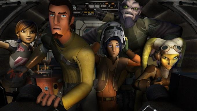 Disney to launch 'Star Wars Rebels'