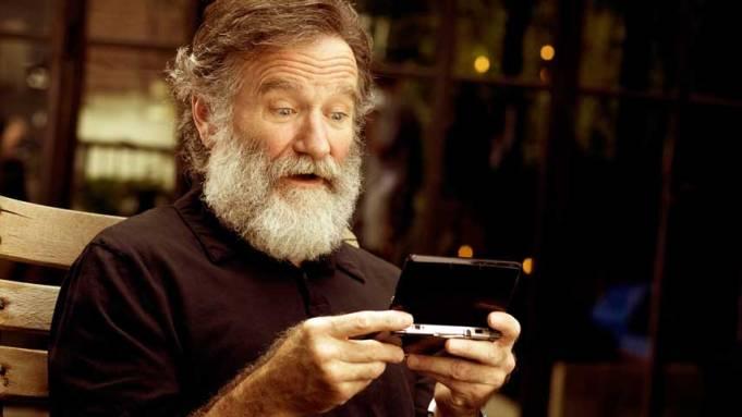 Robin Williams was an avid gamer