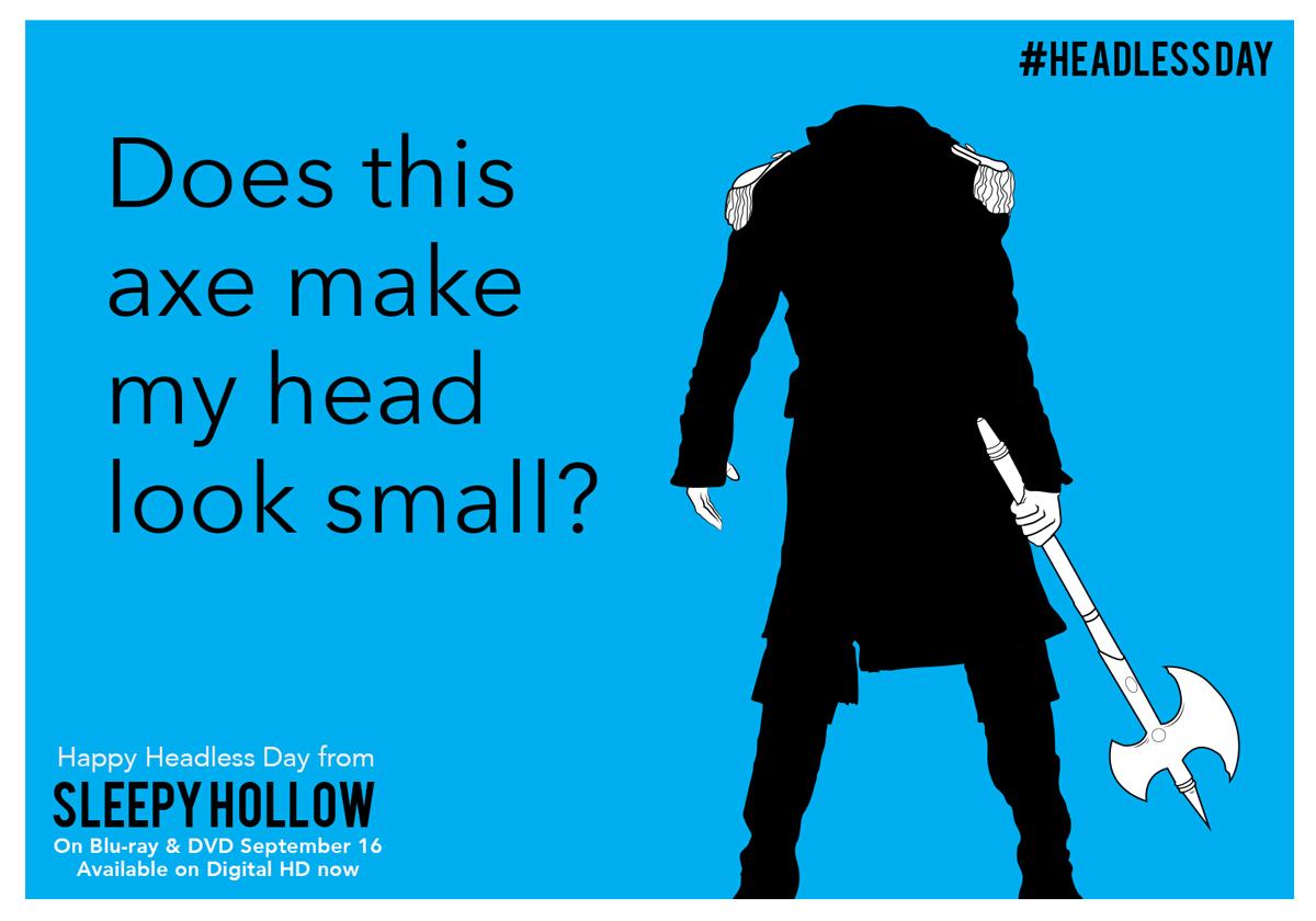 'Sleepy Hollow' eCard