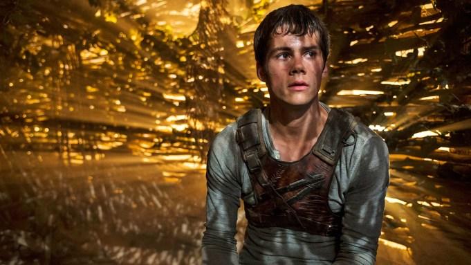 Maze Runner Dylan O'Brien