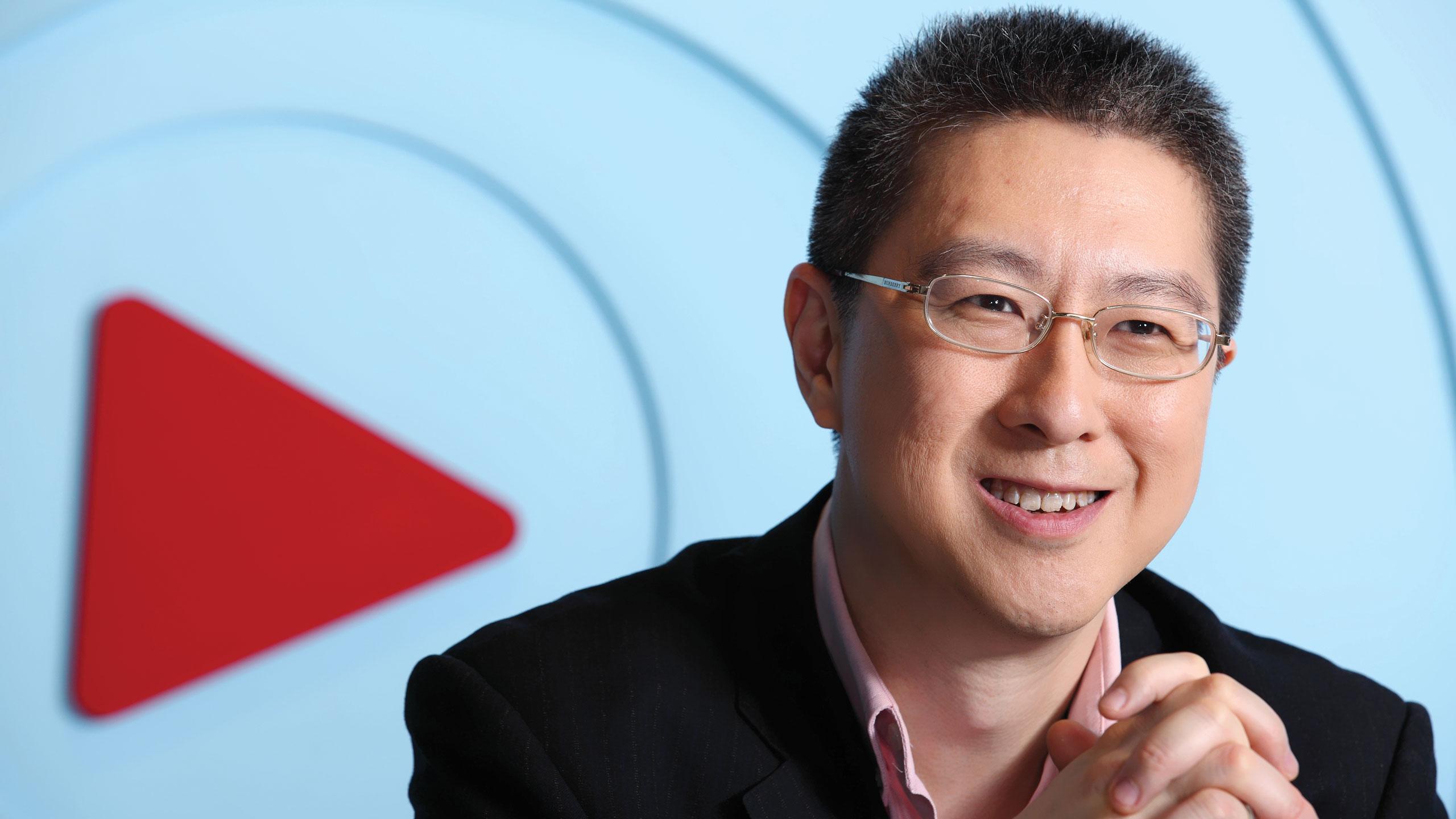 Youku Tudou CEO Victor Koo Talks Streaming Company's Cross-Platform Plans