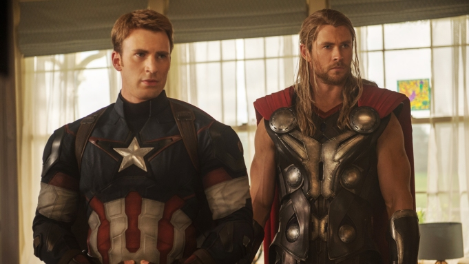 Avengers Age of Ultron Captain America