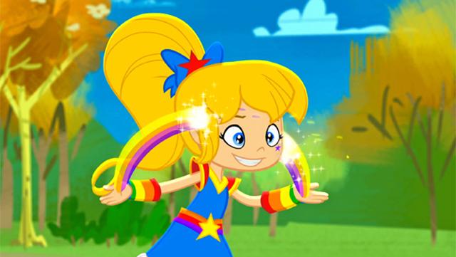rainbow brite Molly Ringwald