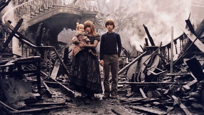 lemony snicket 'A Series of Unfortunate