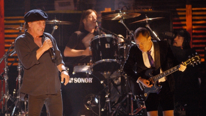 AC/DC Drummer Charged Attempted Murder--Hire Plot