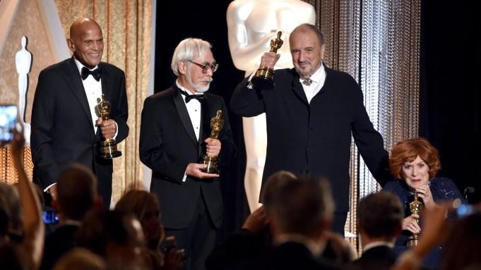 Harry Belafonte Hayao Miyazaki Jean-Claude Carriere