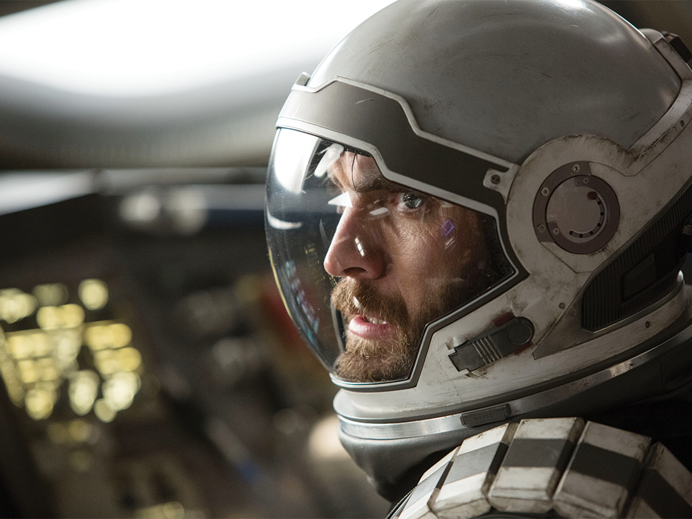 Paramount Teams With Google Play For Interstellar Time Capsule Promo Video Variety