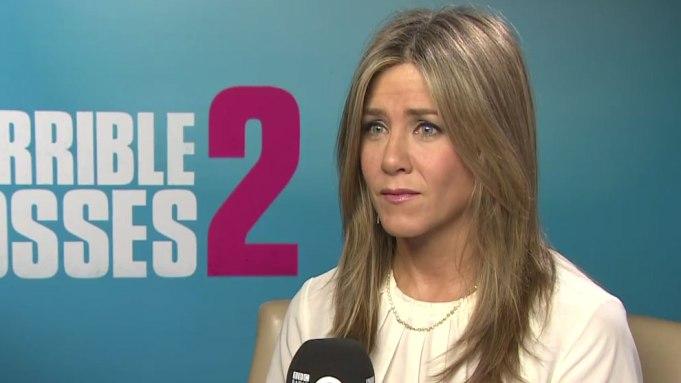 Jennifer Aniston Interview Becomes Painfully Awkward