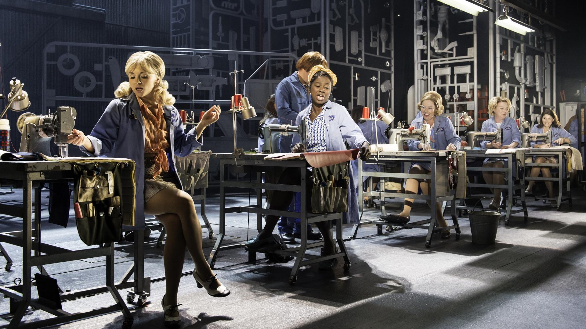 made-in-dagenham-review-musical-gemma-arterton-london