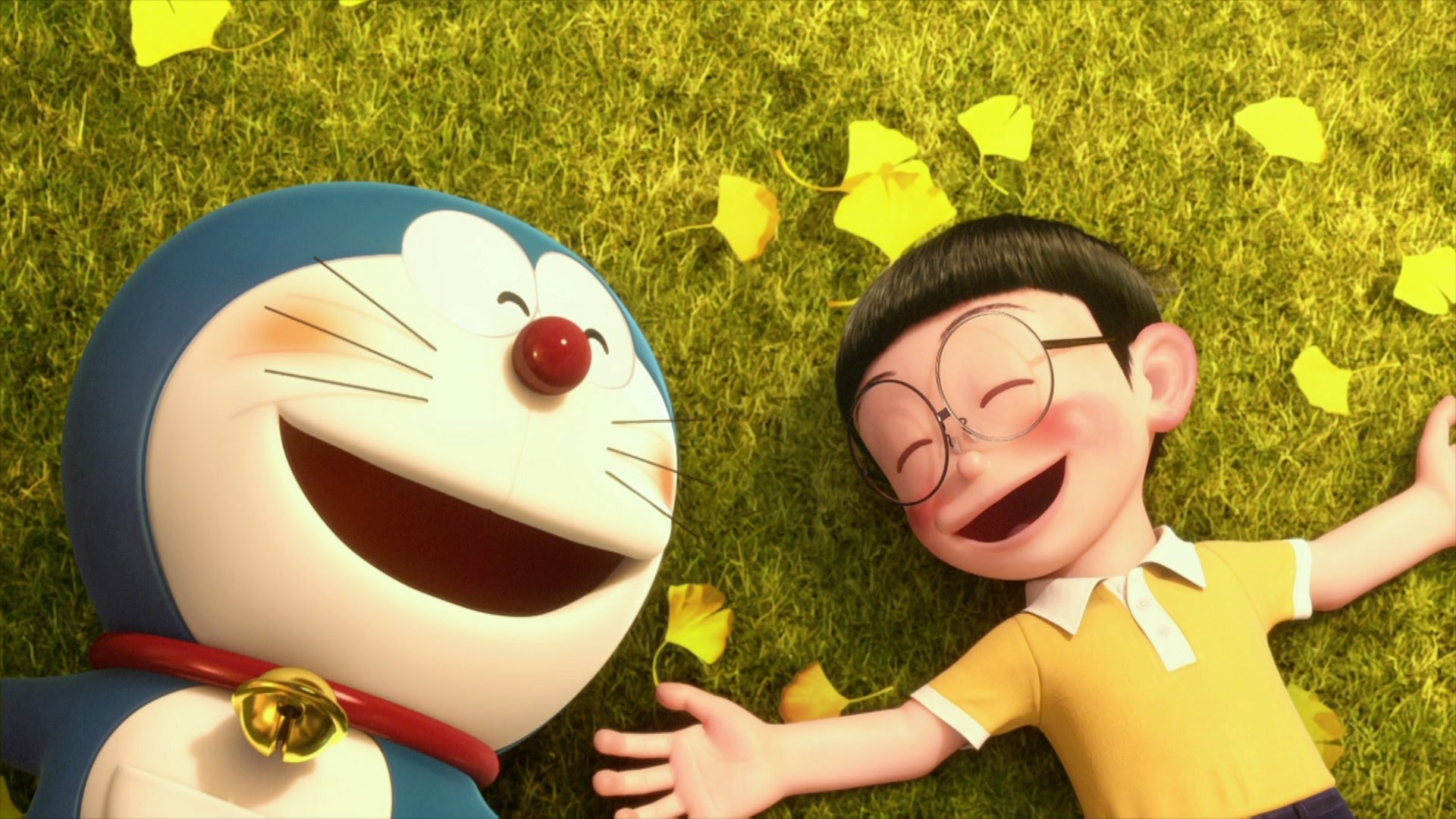 Stand by Me Doraemon' Review: Japan's Robot Cat Gets CG Upgrade - Variety