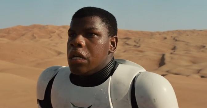 'Star Wars: The Force Awakens' Trailer: