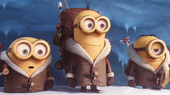 Watch First 'Minions' Trailer: First Clip