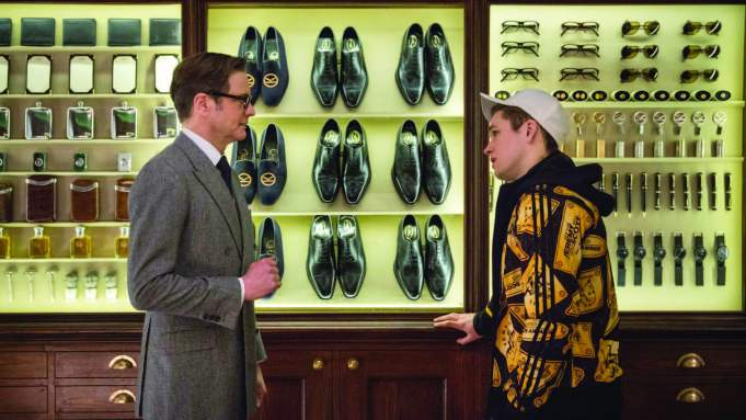 'Kingsman' Takes on 'Fifty Shades of