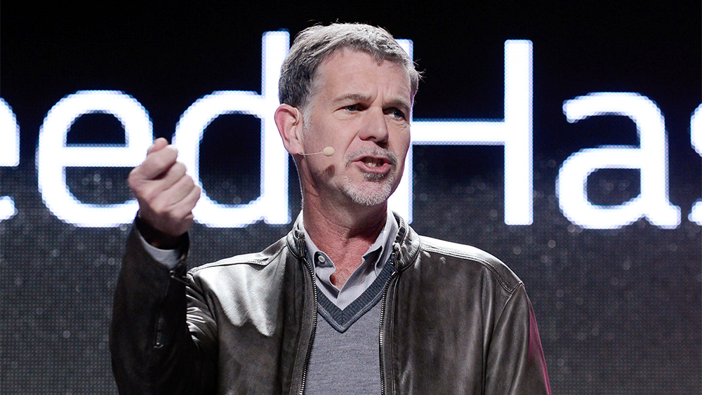 Netflix CEO Reed Hastings Named Keynote Speaker for CES 2016