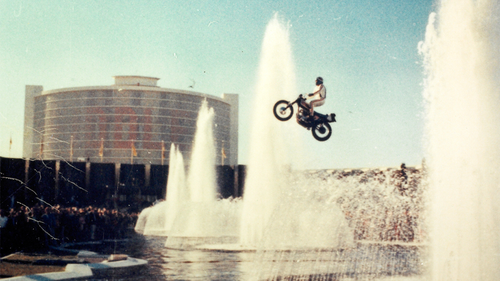 'Being Evel' Film Review: Johnny Knoxville's Documentary Tribute - Variety