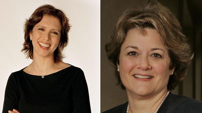 DreamWorks Animation Names Bonnie Arnold, Mireille Soria Co-Presidents of Feature Animation