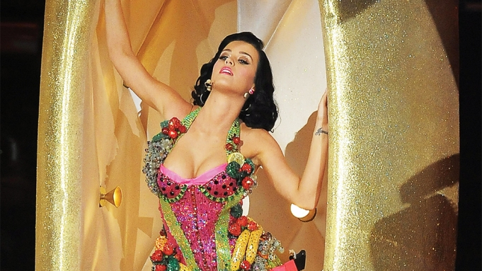 Super Bowl Halftime: Katy Perry Pitch